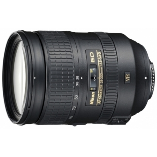 Nikon 28-300mm f/3.5-5.6G ED VR AF-S Nikkor*