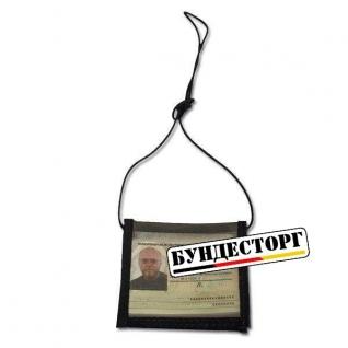 Бумажник ID Card Pouch