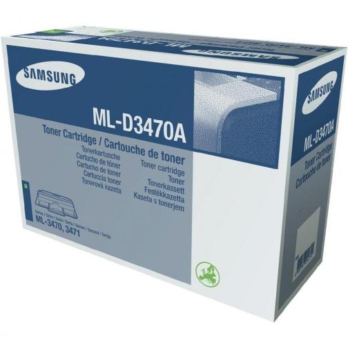Картридж Samsung ML-3470A оригинальный для ML-3470D, ML-3471ND, черный (4000 стр.) 1046-01 852711 1