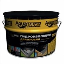 Мастика битумно-резиновая Aквамаст Кровля /3,0 кг/