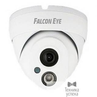 "Falcon Eye Falcon Eye FE-IPC-DL200P 2Мп уличная IP камера; Матрица 1/2.8"" SONY 2.43 Mega pixels CMOS; 1920x1080P*25k/с; Дальность ИК подсветки 10-15м; Объектив f=3.6мм; ICR; Протокол i8S, i8"