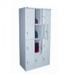 Шкаф для сумок P_ШРМ312 шкаф, 12 дв. 900х500х1860