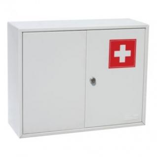 Шкаф - аптечка Office Force (с перегородкой)