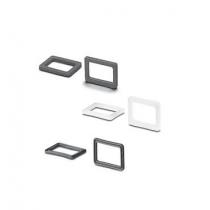 Vossloh Schwabe 98011 Прокладка для 84172, 84174, 84175, IP67 силиконовая прозрачная, система 163, 164, 165