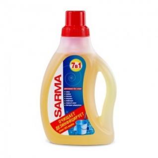 Средство для мытья пола САРМА Лимон жидкость 750мл