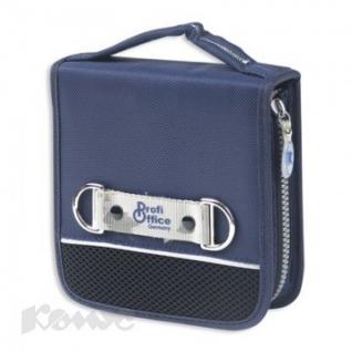 Портмоне для CD/DVD дисков PO для 40 CD MT-40Е синий
