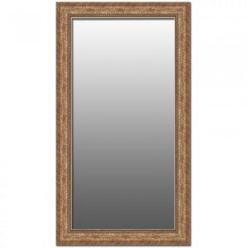 Зеркало МИР_в раме ПЛС 300x24x600 / 248x548 (3674432.02) дуб 37858497 2