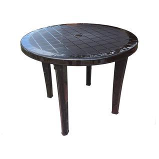 Пластиковый стол Элластик Пласт Стол пластиковый круглый