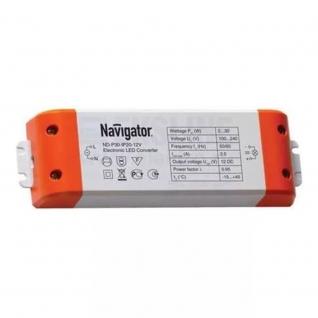 Драйвер Navigator 71 461 30Вт 12В IP20