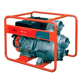 Мотопомпа Fubag PG 1800T для сильнозагрязненной воды