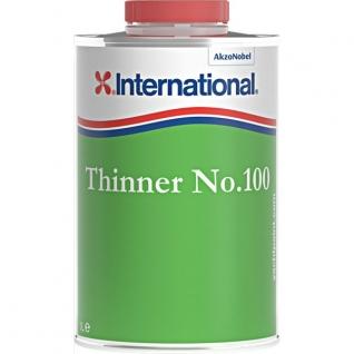 International Растворитель International Thinner 100 YTA100/1LT 1 л.