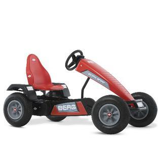 Berg Веломобиль BERG Extra Sport Red BFR-3