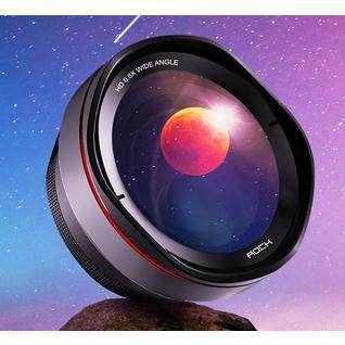 Набор линз для камеры Rock 3 in 1 Phone Camera Lens Kit