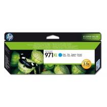 Оригинальный картридж CN626AE №971XL для принтеров HP Officejet X451dw/X476dw/X551dw, голубой, струйный, 6600 стр 8613-01 Hewlett-Packard