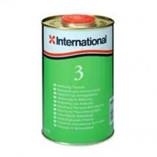 Растворитель International №3, 0,5 л (10241498)