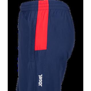 Костюм парадный Jögel Jls-4401-921, полиэстер, темно-синий/красный/белый размер XL