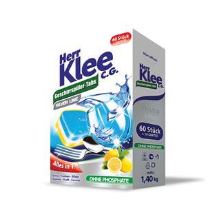 Таблетки для посудомоечной машины Herr Klee 70 шт