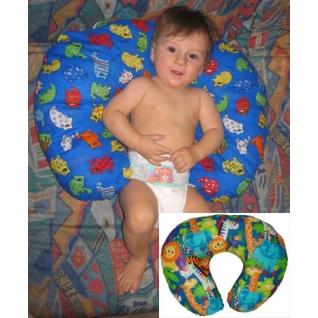 Подушка для кормления (в форме подковы) сп.0001