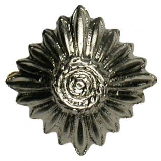 Звезда на погоны Бундесвер, цвет серебристый