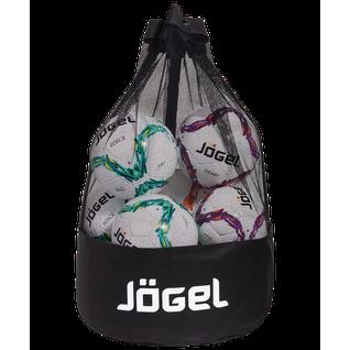 Сетка для переноса мячей Jögel Jbm-1804-061, черный/белый