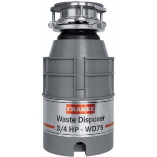 Измельчитель бытовых отходов Franke WD 75 3/4 HP