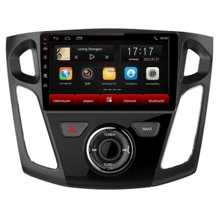 """Головное устройство Subini FRD902 с экраном 9"""" для Ford Focus III (BM_) 2010- Subini"""