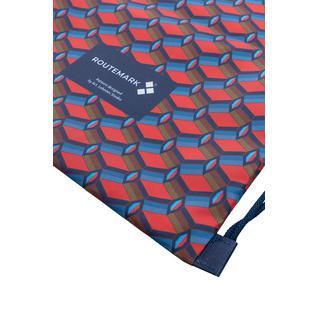 Пляжный рюкзак «Собранность» с паттерном Студии Артемия Лебедева Routemark