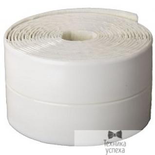 """Stayer Лента STAYER """"PROFI"""" бордюрная для ванн и раковин, самоклеящаяся, профиль L, цвет белый, 30х30мм х 3,35м 12341-30-30"""