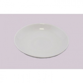 Блюдце фарфор белое 150мм (3С0505Ф34)