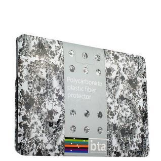Защитный чехол-накладка BTA-Workshop для Apple MacBook Pro 13 вид 3 (цветы)