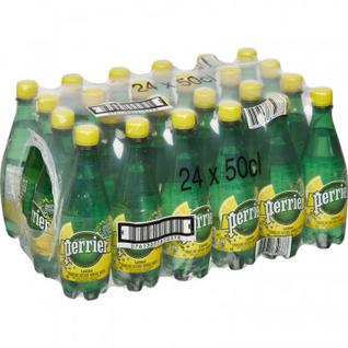 Напиток б/алк газ Perrier лимон 0,5л пэт х 24 шт