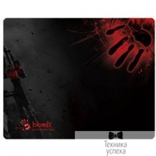 A-4Tech Коврик A4-B-080, Bloody, для игровой мыши, черный/рисунок