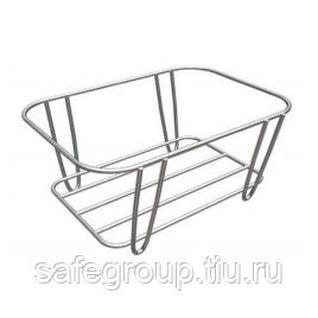 Хромированная подставка Shols 0360-18-S