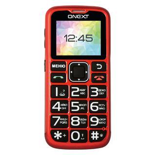 Телефон ONEXT с большими кнопками Care-Phone 5, красный