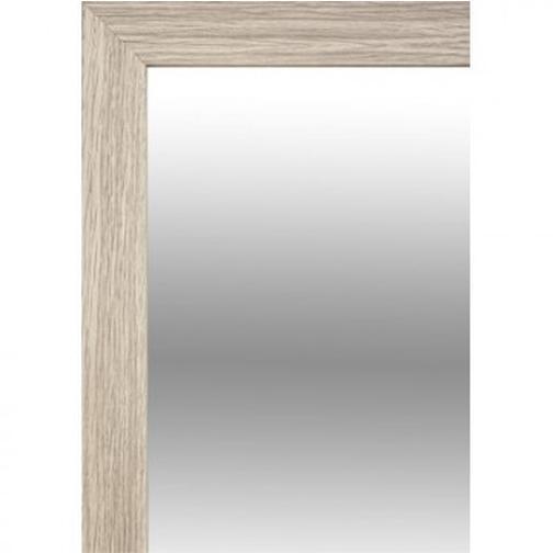Зеркало МИР_в раме МДФ 355x15x655 / 300x600 (3400222.02) серый 37858501