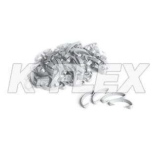 Пластиковый зажим K-FLEX PE (100 шт) К-ФЛЕКС