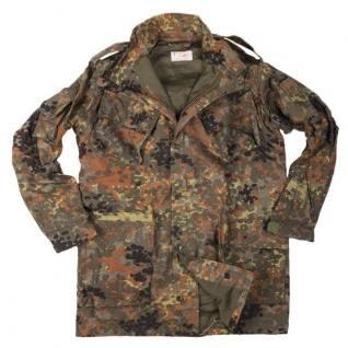 Куртка снайпера в стиле Бундесвера, камуфляж флектарн, б/у