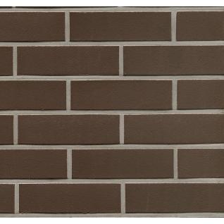 Клинкерная плитка ROBEN Braun гладкая 240х71х9мм