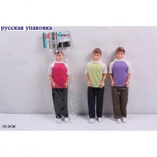 Кукла 29см, Одежда В Ассорт. В Пак. (Русс. Уп.) 29См
