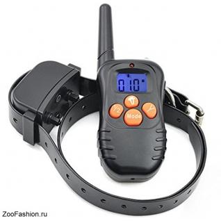 Электронный ошейник для дрессировки PET998N (18-68см)