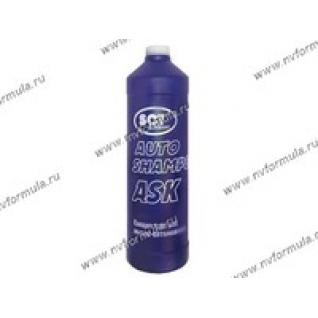Шампунь автомобильный SCT 5075 1л концентрат