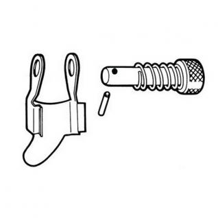 Ultraflex Крепление для кабелей Ultraflex K51 32526N