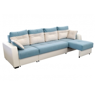 Палермо 9 МДФ диван-трансформер тройной