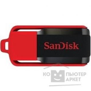 SanDisk SanDisk USB Drive 32Gb Cruzer Switch SDCZ52-032G-B35 USB2.0, Black-Red