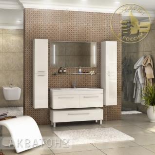 Мебель Акватон Мадрид 120 для ванной комнаты 1055-01