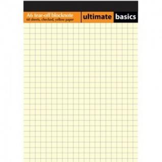 Блокнот ULTIMATE BASICS EasyGo А6 60л с перфор жестк облож 3-60-487