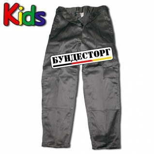 Брюки детские BDU, цвет черный