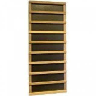 Деревянная решетка для инфракрасного излучателя Harvia, карбон, SAS25000
