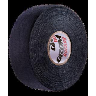 Лента хоккейная для крюка, Grom 36мм х 25м, черный
