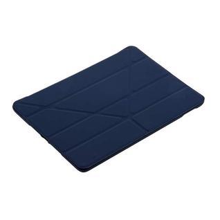 """Чехол-подставка Deppa Wallet Onzo для Apple New iPad (9,7"""") 5-6го поколений 2017-2018г.г. Soft touch 1.0мм D-88046 Синий"""
